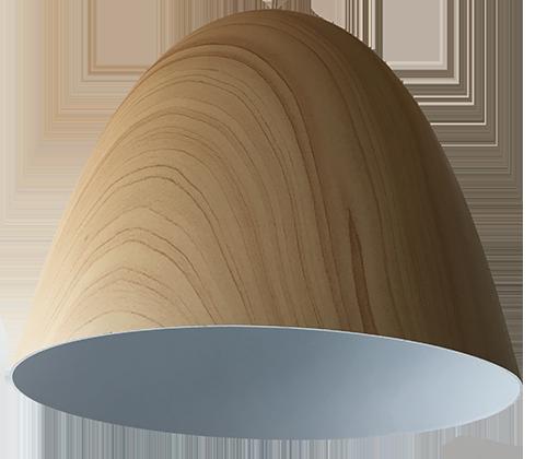 Industry hanglamp - 1 lichts - grijs beton