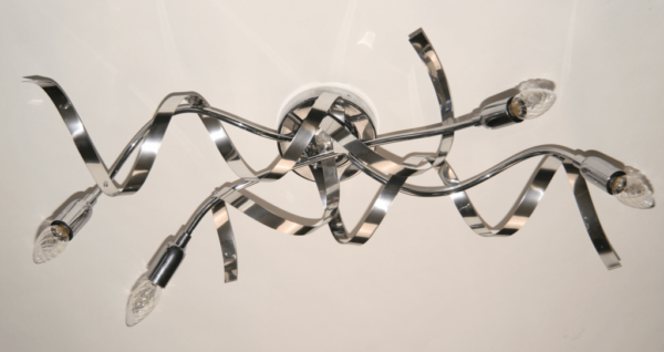 Cucina hanglamp - rond 30 cm - wit