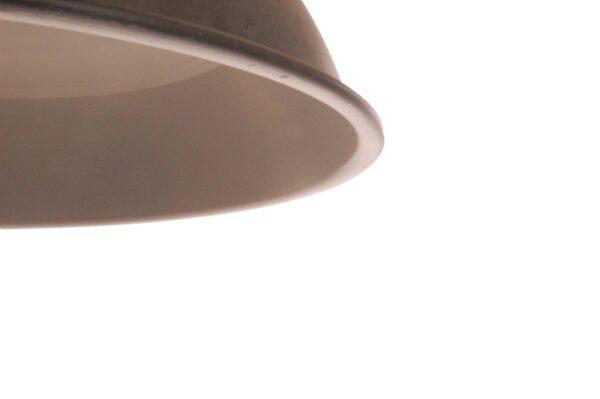 Curvato hanglamp - 48 cm - hout natuur