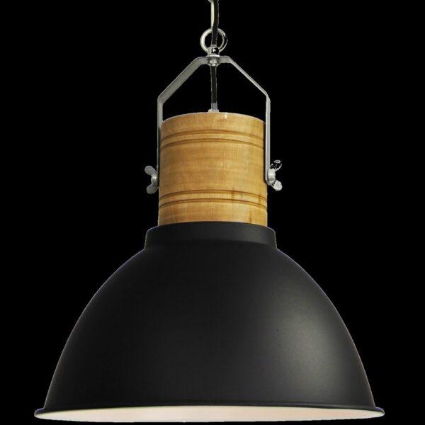 Cubo tafellamp - hout