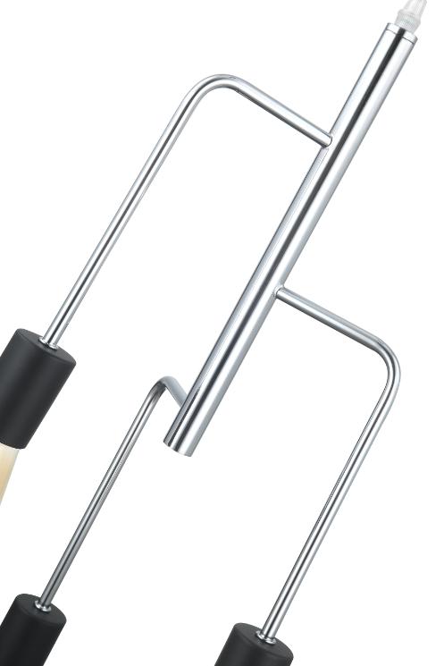Idraulico wandlamp - bronskleurig