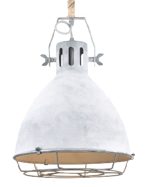 Industria wandlamp - zwart 35 cm