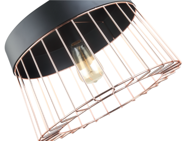 Uomo tafellamp - hout - HIJ van ZIJ (serie man en vrouw)