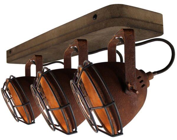Tavola tafellamp - 23 cm - hout natuur