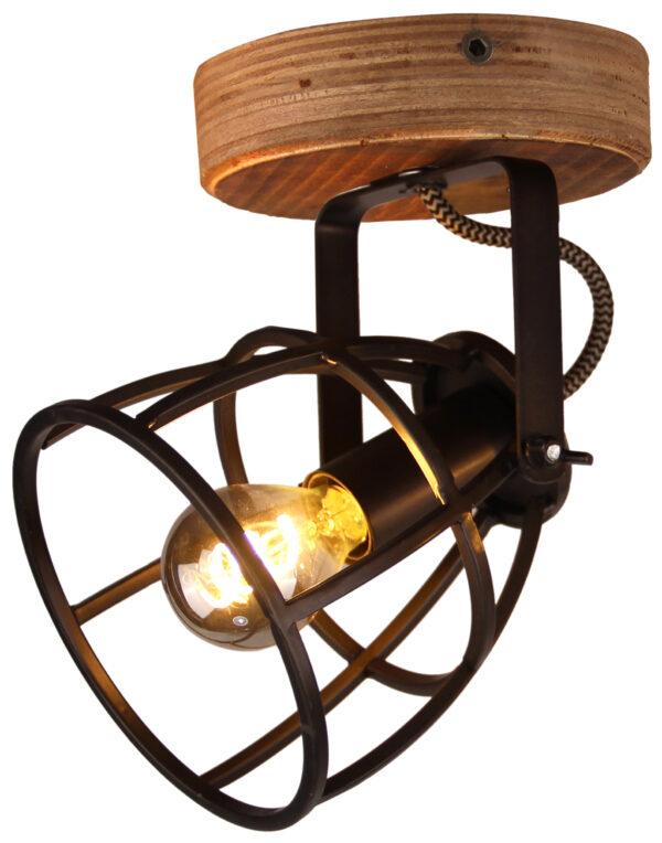 Alveare hanglamp pendel - koper