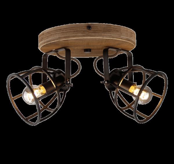 Industria Maxi Hanglamp - koper