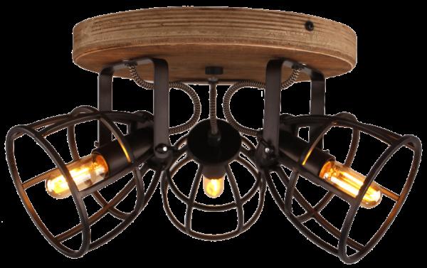Corda snoerpendel - multicolor strijkijzersnoer