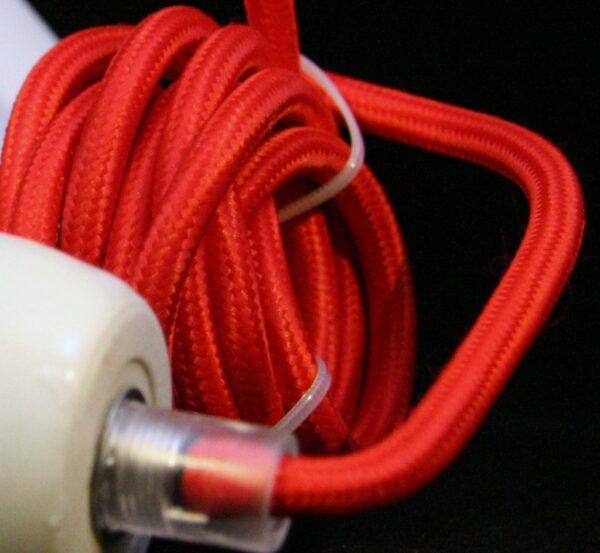 Corda snoerpendel - rood strijkijzersnoer