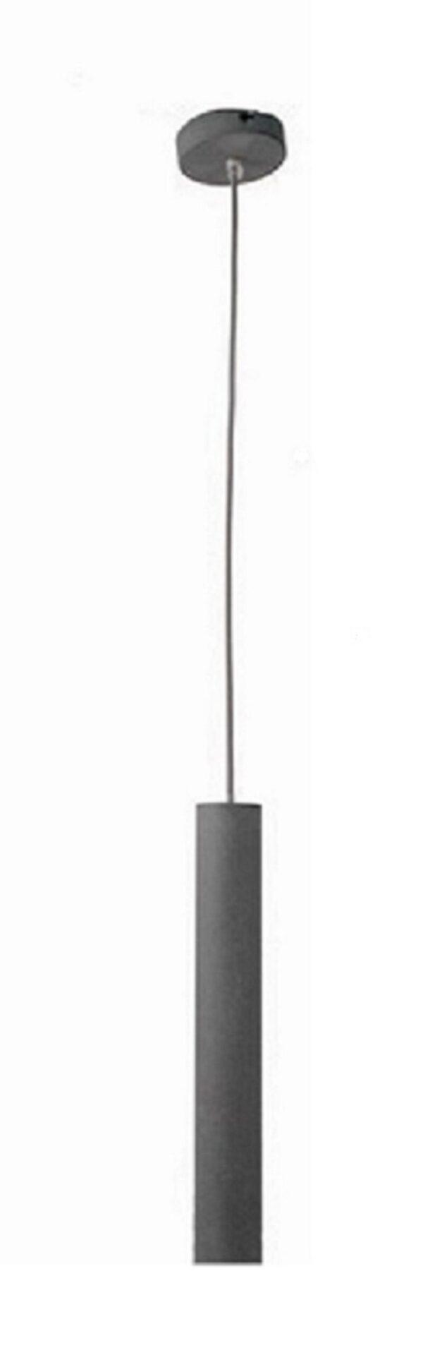 Tubo hanglamp - beton
