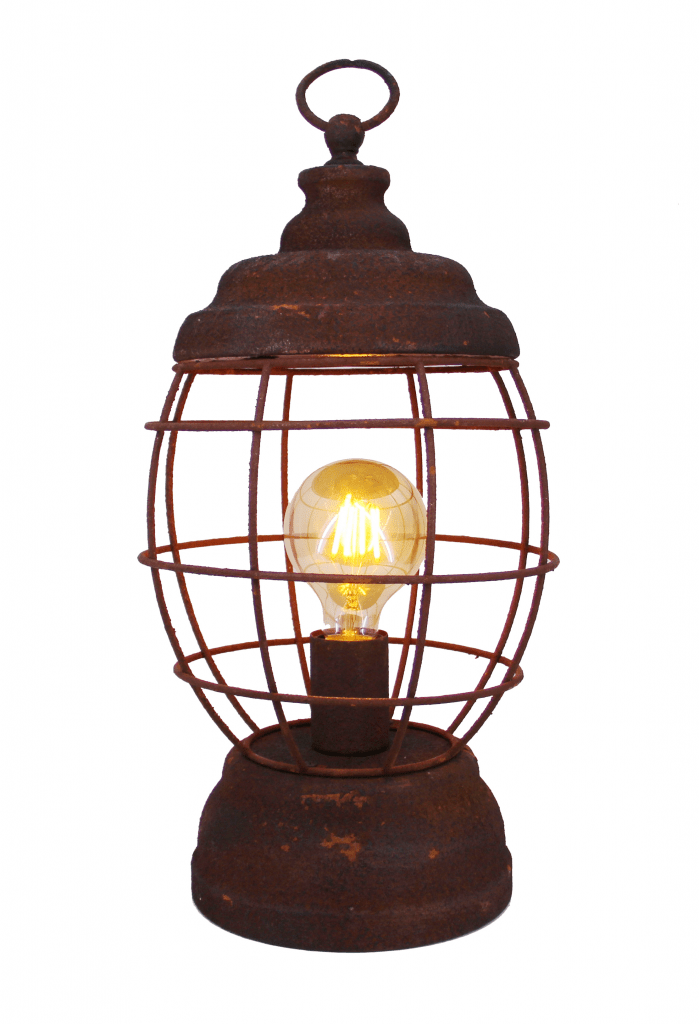 Lanterna Tafellamp roest